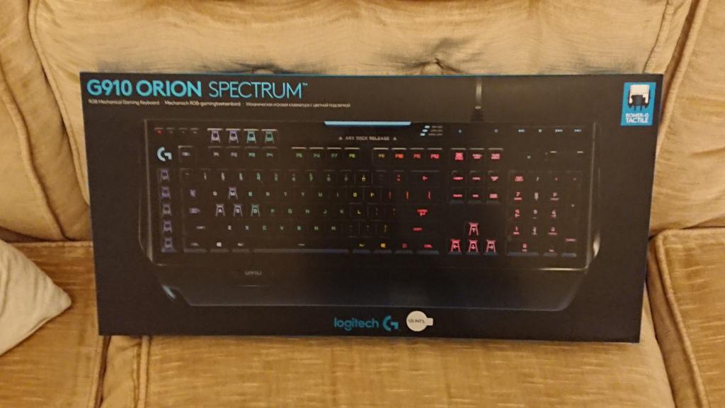 tastiera orion spectrum