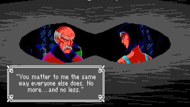 the colonel's bequest screenshot